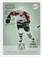 2002-03 Upper Deck Vintage #291 Joe Sakic Colorado Avalanche