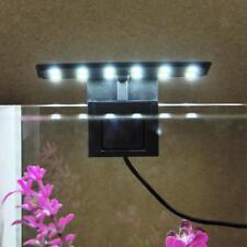 Lampe d'Aquarium avec Clip pour Plante Grandir d'Eau pour Réservoir 5W EU