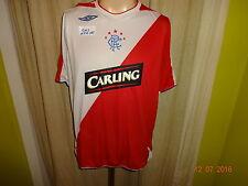 "Glasgow Rangers Original Umbro Auswärts Trikot 2006/07 ""Carling"" Gr.L"