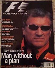 F1 Formula 1 Magazine. August 2002. Vol 2, issue no.6