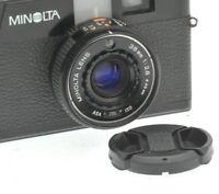 Minolta Hi-Matic G2  Replacement Lens Cap- Protect Your Optics- Brand New #4