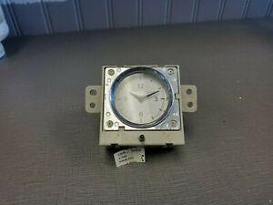2008-2010 Town N Country Center Dashboard Dash Analog Clock OEM