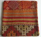 Vintage Turkish Kilim pillow cover (#5)