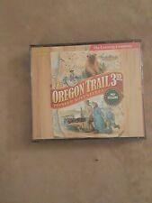 Oregon Trail 3rd Edition Pioneer Adventures (PC Games, 1998) No Manual