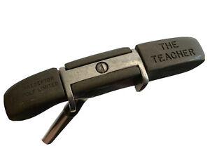 """Dave Pelz The Teacher Putter Steel Shaft RH 35"""""""