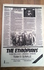 DEF LEPPARD On Through The Night album review 1980  ARTICLE / clipping