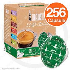 256 Capsule Caffè BIALETTI BIO cialde Mokespresso alluminio espresso Mokona Trio