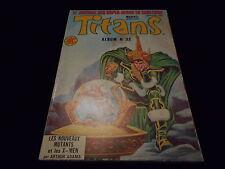 Titans album 32 contient Titans 91 95 & 96