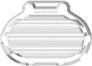 Arlen Ness 10-Gauge Transmission Side Cover Chrome Hydraulic 03-822