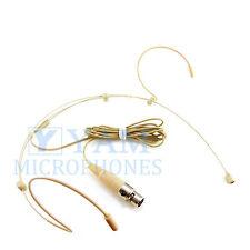 Double Hook YAM Beige HM3-C6K-A Headset Mic for Line 6 Wireless XD-V55,XD-V70