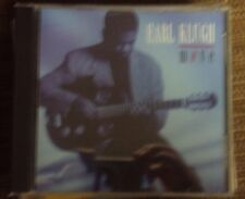 EARL KLUGH Move CD mid-90's smooth-jazz Columbia House edition