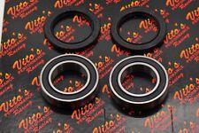 NEW wheel bearings + seals rear axle carrier Yamaha Warrior swingarm 1988-2004