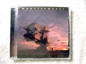 44494 Monsterworks Singularity [NEW & SEALED] CD (2008)