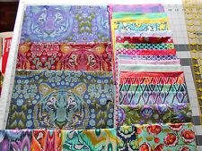 Complete Set  9x11~ EDEN~Lion  Tula Pink Cotton Quilt Fabric Free Spirit~Animal