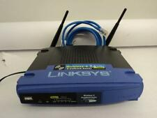 Linksys Wireless G Broadband Router  Repeater WiFi  WRT54G      (A4A)