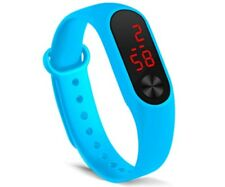 Reloj LED Digital UNISEX Deportivo hombre mujer. Reloj de silicona, niño y niña