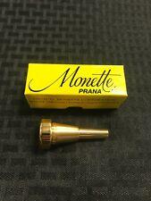 Monette Classic STC AP2LS1 Piccolo Trumpet Mouthpiece-Trumpet Shank