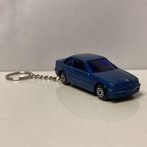 RARE KEY CHAIN BLUE BMW 328i E36 CUSTOM LIMITED EDITION 1992 1993 1994 1995-1999