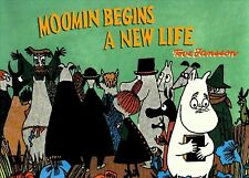 Moomin Begins a New Life, Paperback by Jansson, Tove, Like New Used, Free shi...