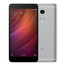 "Xiaomi REDMI Note 4 5.5"" 32gb 2gb RAM Unlocked Phone Grey AU"