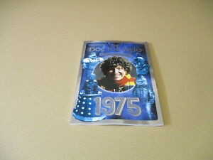 BBC DOCTOR WHO CHRONICLES 1975 ESSENTIAL GUIDE TO 1975 TOM BAKER DR WHO HISTORY