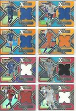 2017-18 PANINI SELECT RED ORANGE XFACTOR PATCH JERSEY 45 LOT NEYMAR BUFFON BALE