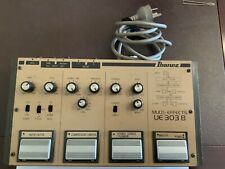 Ibanez UE 300B bass guitar effects unit, fully functional,good condition.