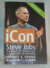 iCON APPLE-STEVE JOBS-THE GREATEST SECOND ACT IN THE HISTORY OF BUSINESS, 2005