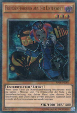 YUGIOH German Tour Guide From The Underworld AP06-DE001 AP06-EN001 Ultimate Rare