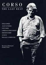 CORSO: THE LAST BEAT Movie POSTER 11x17 Gregory Corso Allen Ginsberg William S.
