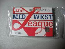 2004 Midwest League Top Prospects 29 card set JOEY VOTTO Ian Kinsler ADAM JONES