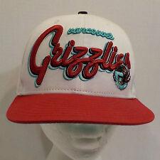 Vancouver Grizzlies Baseball Snapback Truckers Hat Cap NBA