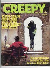 Creepy #3 (1964 Series) Frazetta Cover Warren Magazine 6.0