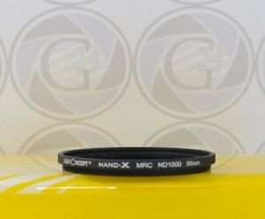 K&F Concept Nano-X ND Filter MRC, ND1000 , 55 mm