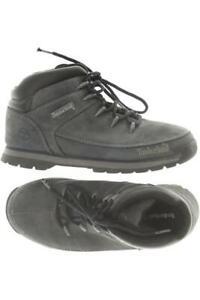 Timberland Kinderschuhe Jungen Gr. DE 35 Leder grau #7c34d39