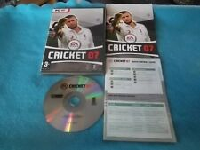 Simulation Cricket Video Games with Manual