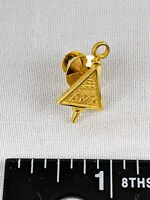 Delta Mu Delta Gold Tone College Pin honor society All pins just $10! B2G1!