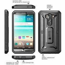 LG G3 BLACK Protective Bumper Case Protective Hard Case w/Screen Protector LG G3