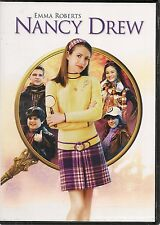 DVD ZONE 2--NANCY DREW--EMMA ROBERTS/FLEMING