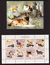 Sao Tome & Principe MNH 2006 Cats, Dogs, Pets sheet mint stamps