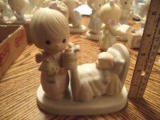 """Precious Moments Figurine """"Make Me A Blessing"""" 100102 No Box"""