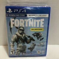 Fortnite Deep Freeze Bundle (PS4) PlayStation 4 BRAND NEW SEALED *FREE SHIPPING*
