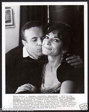 MARIA CALLAS & FRANCO ZEFFERELLI director ORIG PBS TV PHOTO 8x10 opera singer