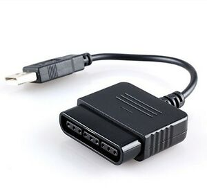 PS2 TO PS3 CONTROLLER  / PC CONVERTER ADAPTER PLAYSTATION 2 PLAYSTATION 3