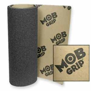 MOB Grip Tape Skateboard Deck Griptape New Full Sheet Perforated Air Bubble Free