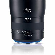 Zeiss Milvus 50mm f/2.0 Macro ZE Lens for Canon