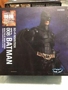 Kaiyodo - Sci-Fi (Tokusatsu) Revoltech Batman 008