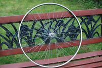 BSA BICYCLE front wheel  SIROCCO VINTAGE 5 SPEED RACER RALEIGH 27x1