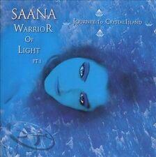 Saana: Warrior of Light, Pt. 1 TIMO TOLKKI (STRATOVARIUS) FREE SHIPPING