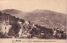 CORSE - MOROSAGLIA - PATRIE DE PASCAL PAOLI.